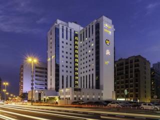 Hotel Citymax Al Barha at the Mall