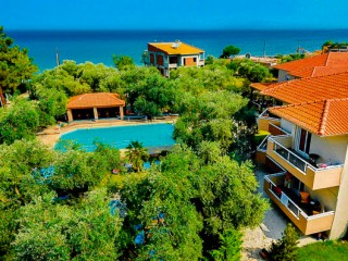 Hotel Apartments Vranas