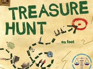 Vânătoarea de Comori / Treasure Hunt