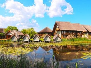 Crăciun inedit în inima Deltei Dunării la Green Village Resort 4*