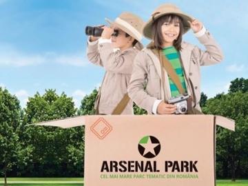 Aventura militara - Arsenal Park