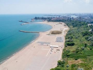 Faleza Cazino – Acvariu – Plaja